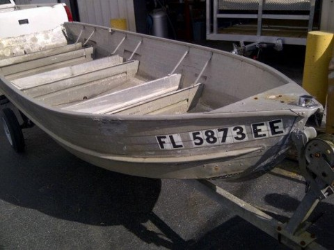 another view of the boat.